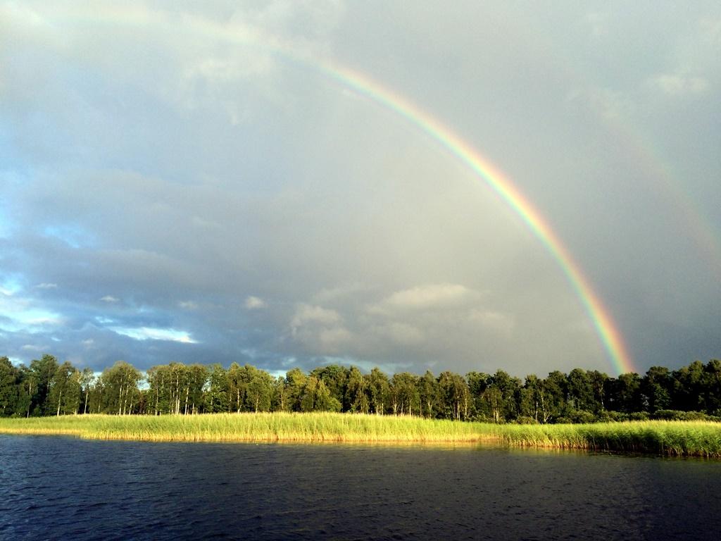Regenbogen Toftaholm