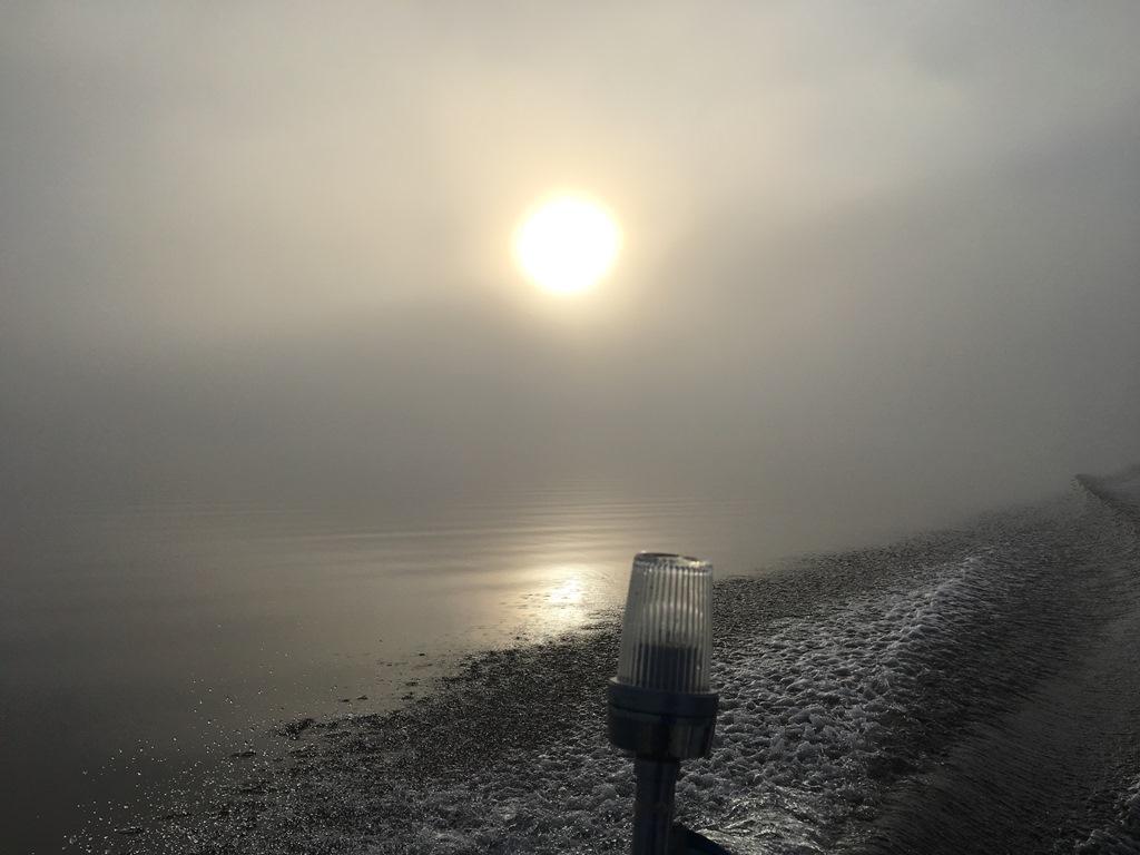 Nebel Vidöstern